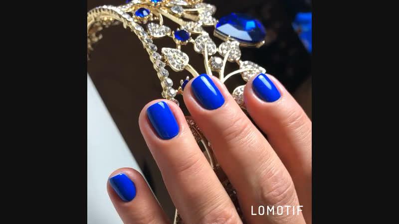 💙 Роскошный синий 💙