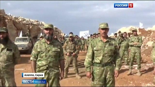 Сирийские террористы ради победы готовы строить мосты из трупов