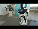 Робот РНКБ и Сашуня