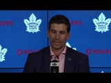Maple Leafs introduce Tavares Tavares introduced as a member of the Maple Leafs