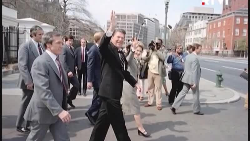 Американский ликбез. 28. Президенты США и Женщины. Рейган Рональд и Рейган Нэнси (1981-89 гг.)