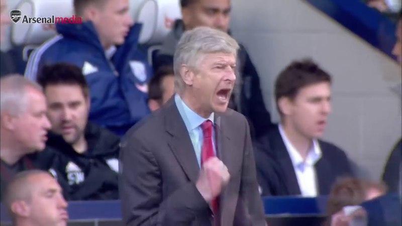 Merci Arsène Wenger - Arsenal Fan Tribute HD