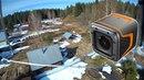 Foxeer Box 4K Первый полет Тестирование в разных условиях освещенности