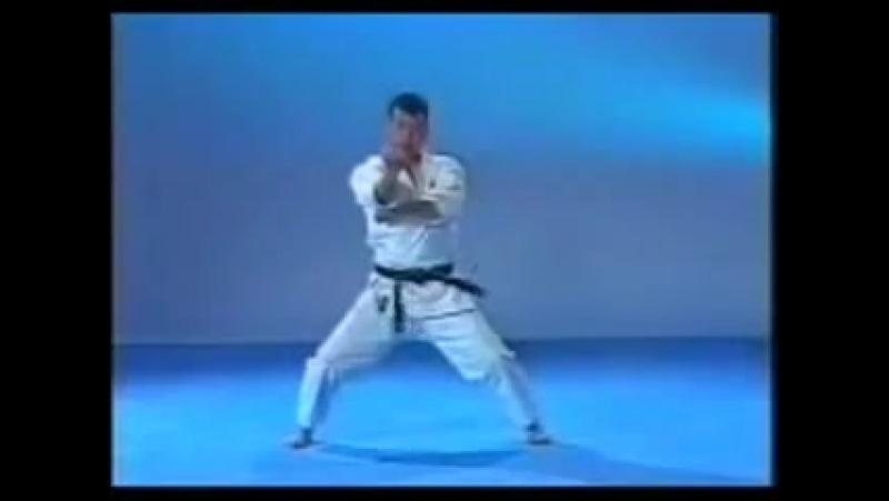 Ueki - Tekki Sandan