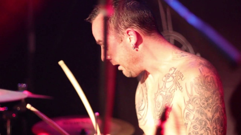 Sinister my casual enemy Live @Headbangers Desaster II 2013