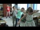 Игра в резиночки муз. Нино Рота - 1 класс Счастливой школы г.Тольятти, май 2018