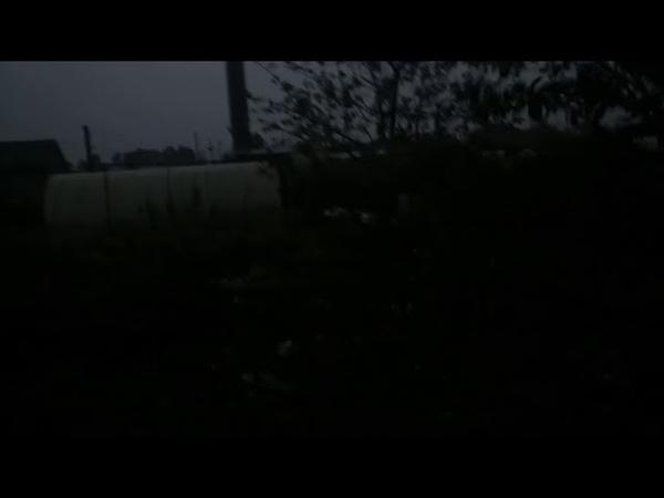 Ураган в Барнауле 2018