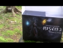 Risen 3 Titan Lords Limited Shadow Lord Edition Unboxing (PC) ENGLISH