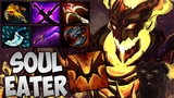 AXX Shadow Fiend Highlights TOP 1 female player in China Dota 2
