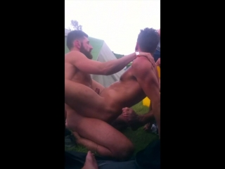 Festival of plesure - anal outdoor