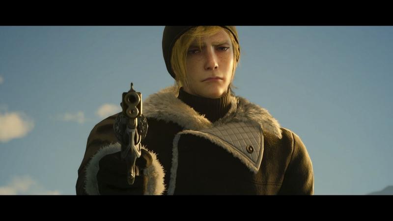 Final Fantasy xv: гей-тема; клип-Сдавайся