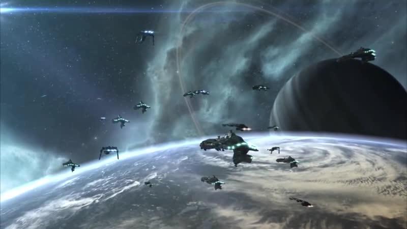 "Eve Online ""This is Eve "" - ""Это Ева, детка "" (пародия)"