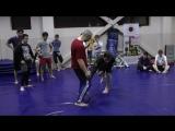 Косики каратэ семинар Макаров Сергей