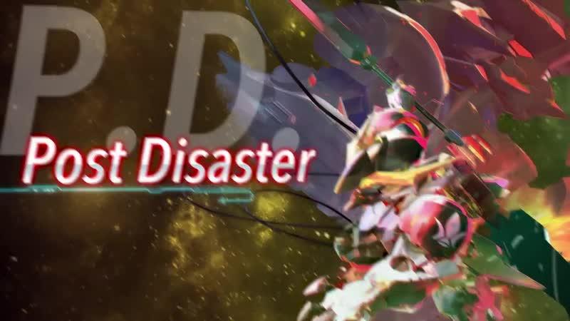 SD Gundam G Generation Cross Rays - Announce Trailer