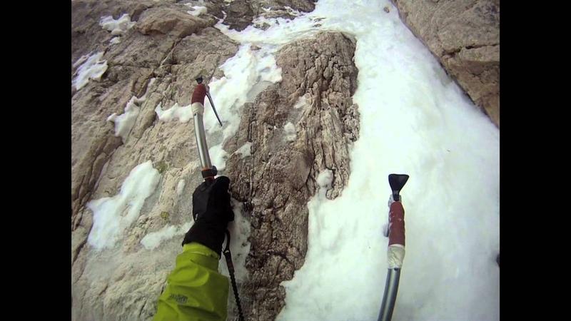 Mixed Climbing Wyoming (take two)