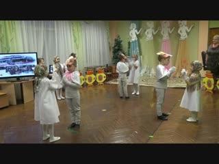 Танец БЫСТРЫЕ ЛОШАДКИ