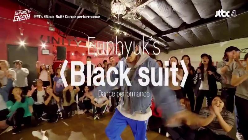 더댄서 본방사수 하셨나요️ - 은혁 Black suit 댄스 performance 풀버전 공개 - 다음주도 본방사수 해주실거죠! JTBC4 일상이트렌드 더댄서 와이낫브로 은혁 기광 태민 지성 슈퍼주니어 하이라이트 샤이니 NCT 리