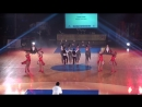 Russia, COOL CATS formation- RnR European Ch. girls main formation - Final