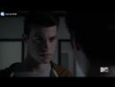 Teen Wolf 6x19 Broken Glass Gabe Beats up Nolan