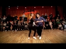 The Snowball 2016 Lindy Hop Invitational Strictly Henric Joanna