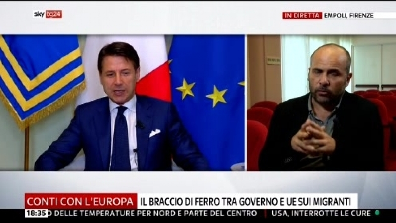 @fdragoni Italia Contributore Netto UE 24/08/2018 Integrale