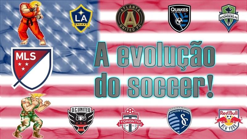 Estados Unidos: campeonatos, times, jogadores, estádios, etc.