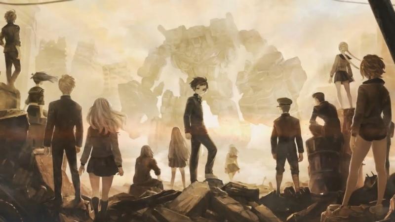 13 Sentinels: Aegis Rim — второй трейлер