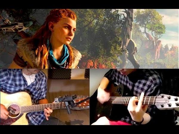 Horizon Zero Dawn Guitar Cover Aloy's Theme Meridian Day
