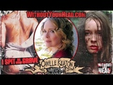 CAMILLE KEATON of I Spit on Your Grave Interview - Without Your Head Podcast