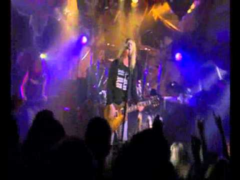 Puddle of Mudd Nobody Told Me Live [Striking That Familiar Chord DVD]