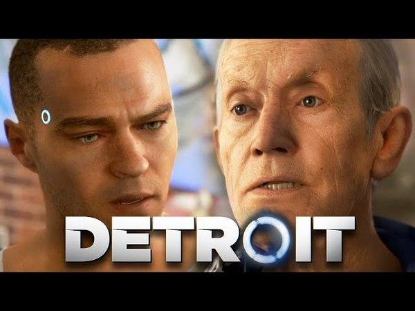 Detroit Become Human - ПЕРВЫЙ РОКОВОЙ ВЫБОР 2