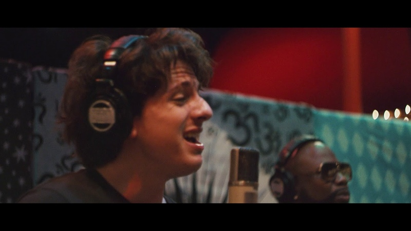 Charlie Puth If You Leave Me Now feat Boyz II Men Studio Session