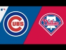 NL \ 31.08.18 \ CHI Cubs @ PHI Phillies (1\3)