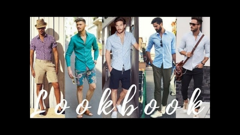 2018 Spring Summer Mens Fashion Trends _ Lookbook