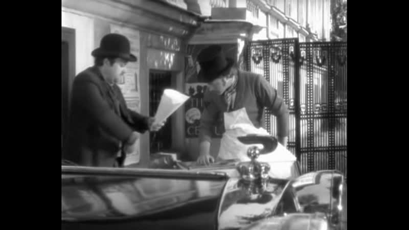 Фокус с сосисками, резиновый автомобиль и бумажник... (Отрывок из фильма: Здравствуйте, я ваша тётя)