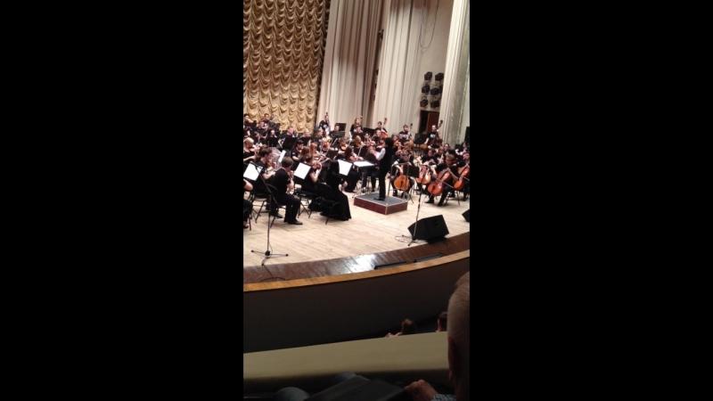 Молодежный симф.оркестр Поволжья