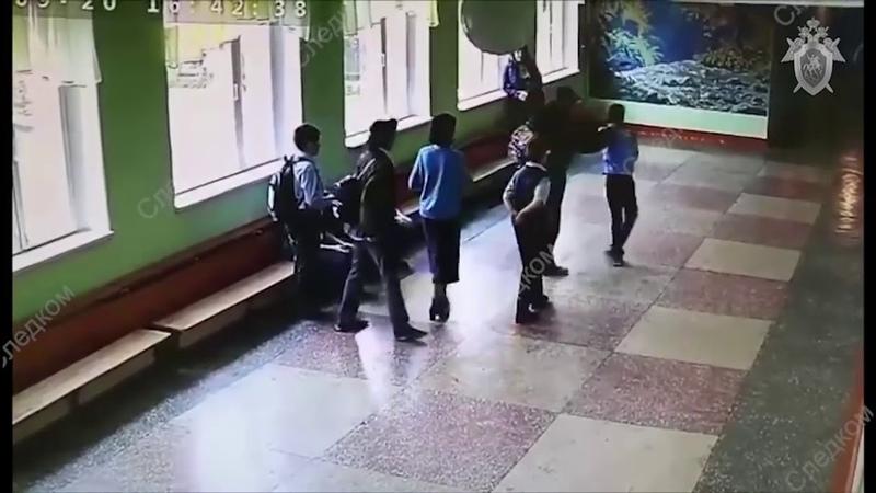 Разборка с пятиклассником. Избиение школьника отцом другого ученика в Челябинске
