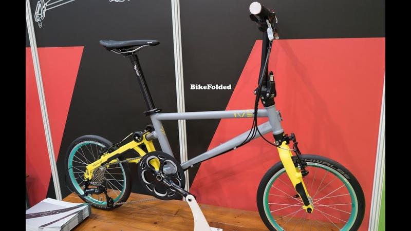 New Folding Bikes at Taipei Cycle 2018