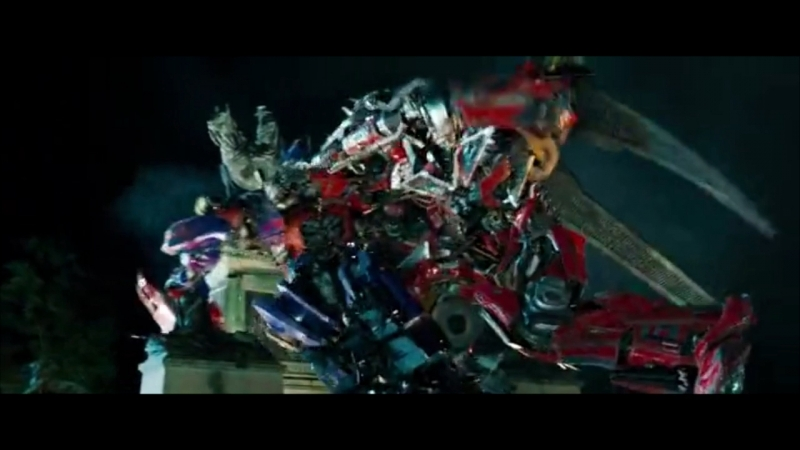 With You | Optimus Sentinel Megatron | Transformers