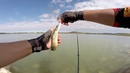 Щука летом на воблера блёсна на водохранилище