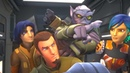 Мультфильм Звёздные войны Повстанцы 2 сезон 3 серия HD