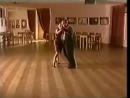 [Asi se baila milonga] - Pepito Avellaneda - Clase 16 zig zag con cambio de frente