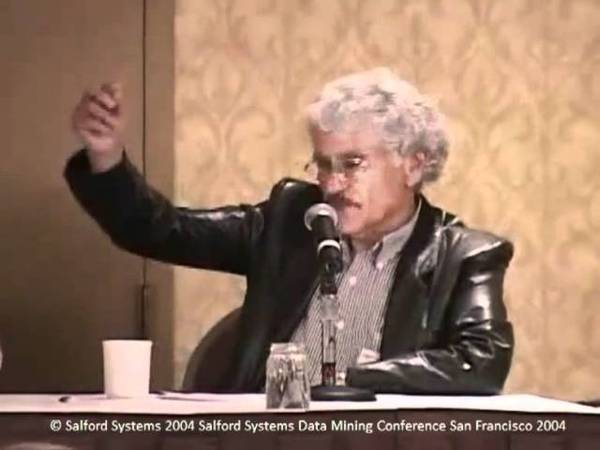 Jerome Friedman, Data Mining Software Founding Father