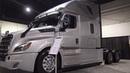 2019 Freightliner Cascadia 126inch BBC with 72inch Sleeper Walkaround 2018 Truck World