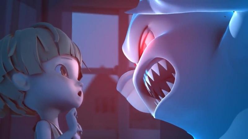 Короткометражный мультфильм Ночь сюрпризов Вилли