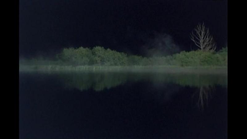 Дух православного озера аткаует деревенского капиталиста (из х-ф МУСУЛЬМАНИН, 1995 г.)