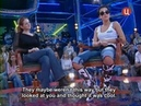 T.A.T.u. in 100 Questions To An Adult (30.Sept.2006) ENG SUBS
