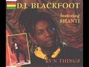 `DJ BLACKFOOT FEAT SHANTI RUNTHINGS