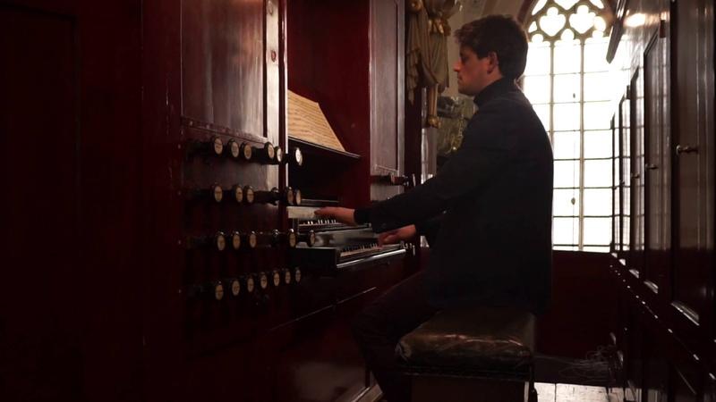 Francois Couperin / J.S. Bach - Aria F-Dur BWV 587