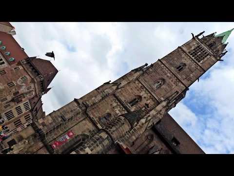 Foto video reise durch europe ,,Nürenberg,,
